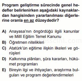 program geliştirme testi