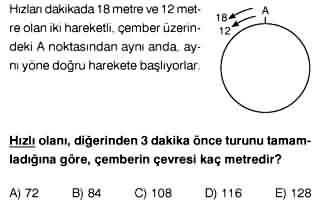 Online KPSS Matematik Deneme Sınavı 7 Çöz