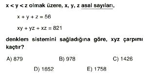 1. dereceden denklem ve eşitsizlikler 1