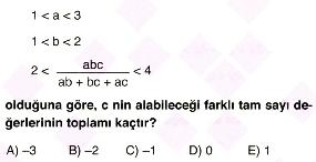 1. dereceden denklem ve eşitsizlikler 15