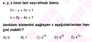 1. dereceden denklem ve eşitsizlikler 8
