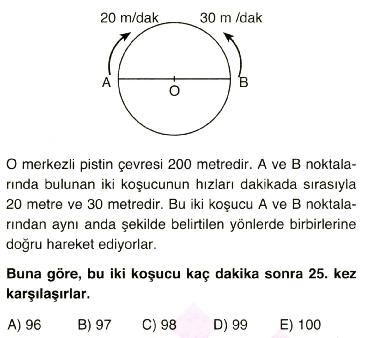 Oran-orantı ve problemler6