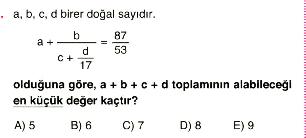 Rasyonel ve ondalık sayılar 11