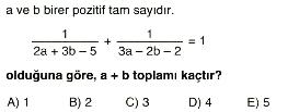 Rasyonel ve ondalık sayılar 12