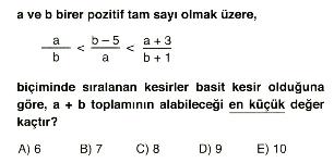 Rasyonel ve ondalık sayılar 2