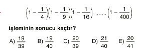 Rasyonel ve ondalık sayılar 5