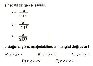 Rasyonel ve ondalık sayılar 6