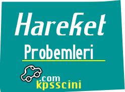 Hareket Problemleri Testi Online Çöz 3