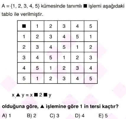 işlem ve modüler aritmetik2-15