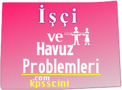 İşçi Havuz Problemleri Testi Online Çöz