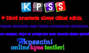 Osmanlı Devleti Kuruluş Dönemi Testi Online Çöz (Çözümlü)