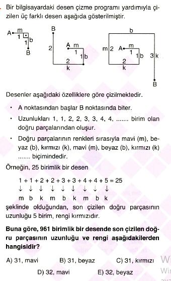 oran-orantı ve problemler3-13