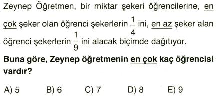oran-orantı ve problemler3-5