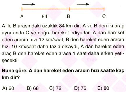oran-orantı ve problemler3-6