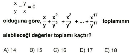 oran-orantı ve problemler3-9